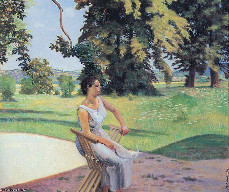 lutoslawice de Jacek Malczewski (1854-1929, Poland)
