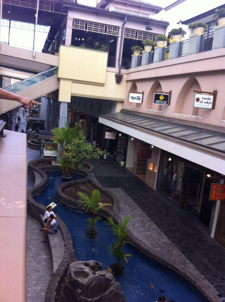 Ala Moana Mall, Hawaii