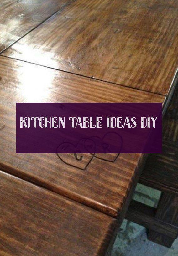 Kitchen Table Ideas Diy Kuchentisch Ideen Diy Design Table