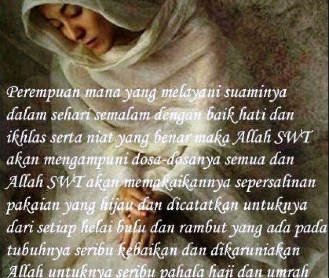 Gambar Kata Mutiara Islam Untuk Suami Bijak Islam Kata Kata