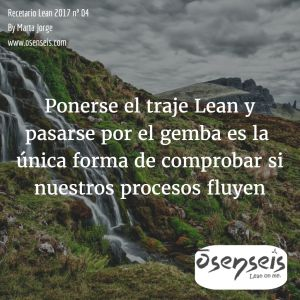 Recetario 2017 nº 04 | Osenseis Lean S.L.