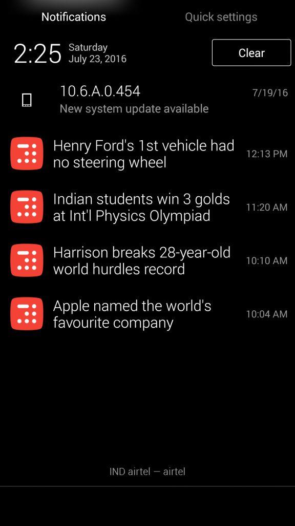 InShort App #Review - The Best Quick #News Reading #app  http://absolutegizmos.com/inshort-app-review-best-quick-news-reading-ap/