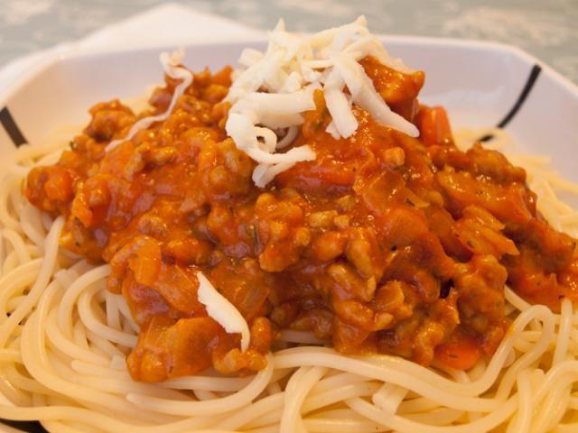 Receta de salsa boloñesa, todo un clásico de la cocina italiana