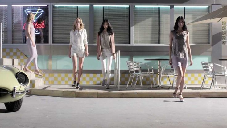Women's Spring Summer 2013 Campaign - Backstage Video
