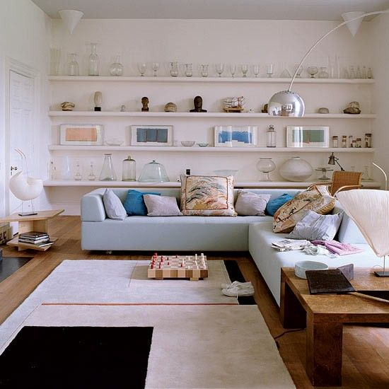 Living room | Take a tour around Terence Conran's family home | House tours | PHOTO GALLERY | Housetohome.co.uk