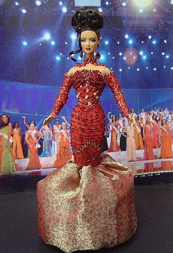 Barbie Miss Florida Ninimomo 2005/2006