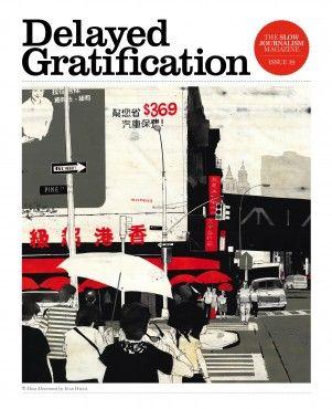 Delayed Gratification Issue 19, Apr-Jun 2015