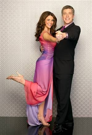 Dancing With The Stars with Tom Bergeron and Samantha Harris