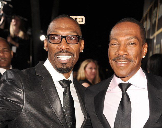 COMEDIAN CHARLIE MURPHY, EDDIE MURPHY'S ELDER BROTHER DEAD AT AGE 57 FROM LEUKEMIA