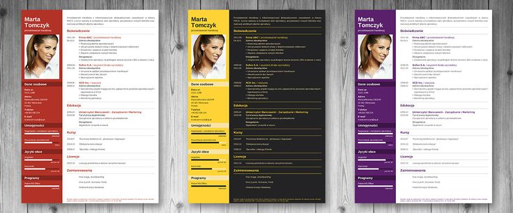 124 best images about kreator cv on pinterest