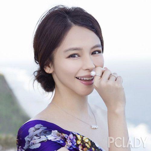 徐若瑄演绎新娘发型|新娘发型|明星发型_新浪时尚_新浪网