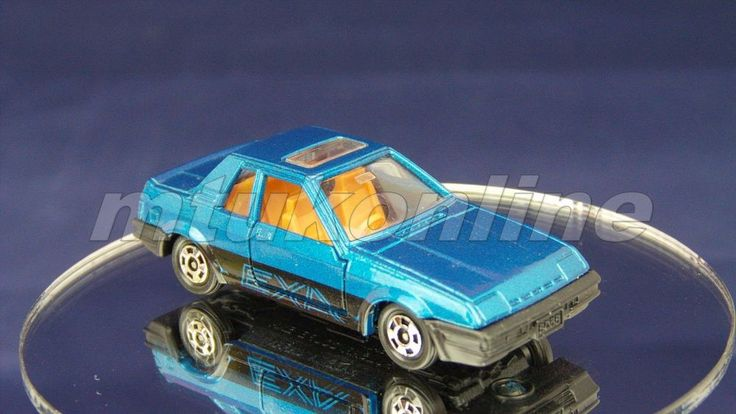 TOMICA 022C NISSAN PULSAR COUPE EXA | 1/60 | JAPAN | 22C-03 | BLUE 00185