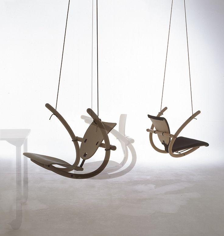 swing chair - Peter Opsvik