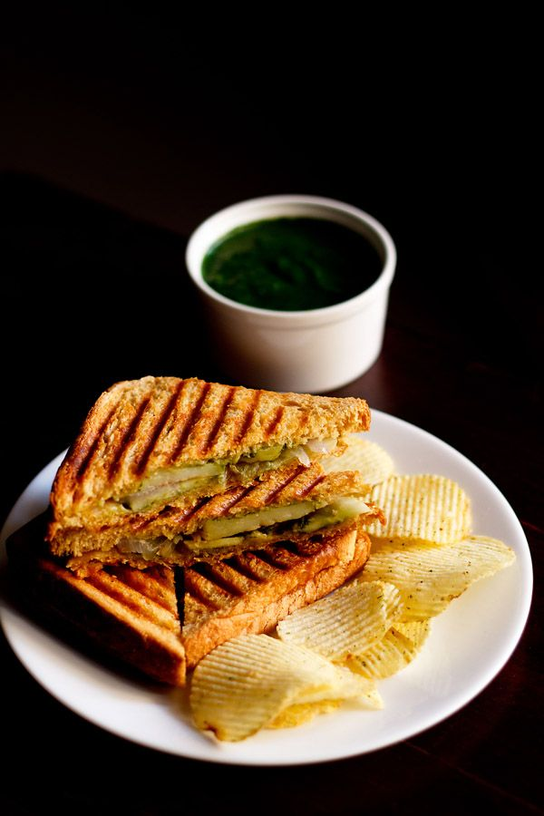 bombay vegetable grilled sandwich recipe vegrecipesofindia blog