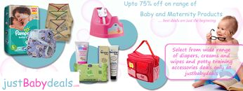 Upto 75% off on Baby and Maternity products  Visit www.justbabydeals.com  #babydeals #maternityproducts #pregnancycare #justbabydeals