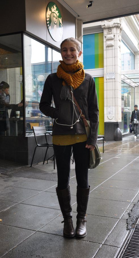what to wear in seattle! | Things to Wear | Fashion ...