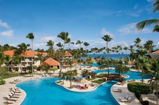Congratulations Dreams Palm Beach Punta Cana for making TripAdvisor's list of Top 25 Caribbean All-Inclusive Resorts!