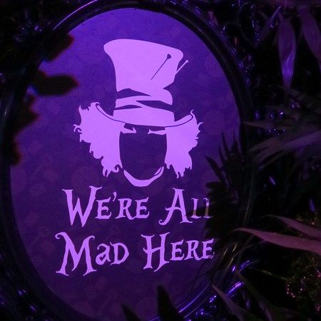 We're all mad here at Calgary Zoolights | Jill Browne