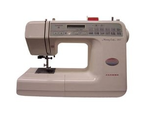 10 best heavy duty sewing machine images on pinterest for Janome memory craft 3000