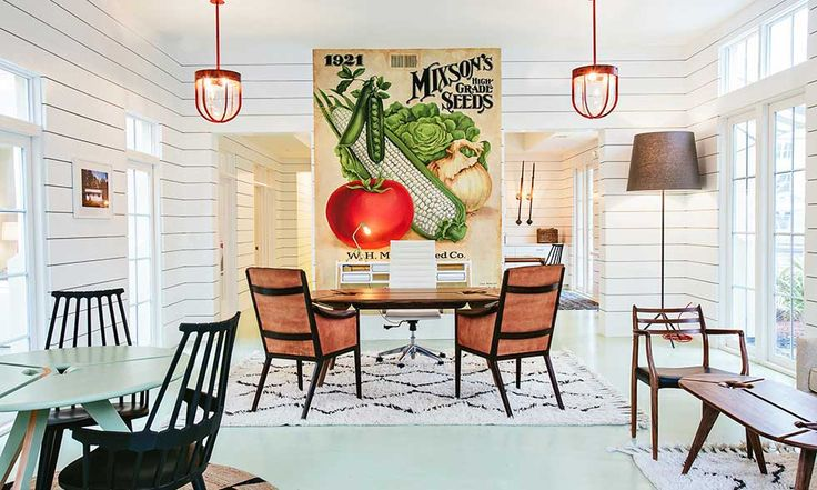 Cortney Bishop Design - Commercial - Flats at Mixson - Interior Design Charleston, Knoxville, Sullivan's Island