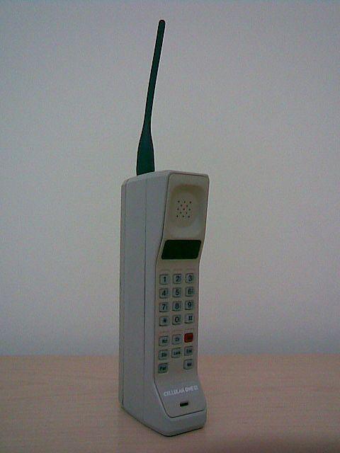 old cellular phone  vintage mobile phone