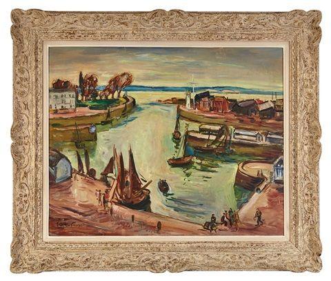 les 81 meilleures images du tableau honfleur sur pinterest aquarelles peintures l 39 huile et. Black Bedroom Furniture Sets. Home Design Ideas