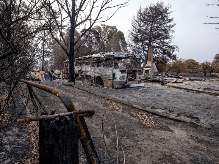 Australia fires The viral false claim of 200 arsonists