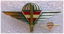 Oostenrijk, Austrian Jagdkommando (JaKdo) Army Paratroopers Para Jump Wings