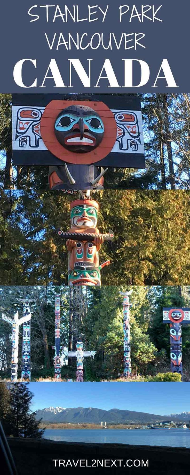 Secrets of Stanley Park totem poles – Vancouver. Look closely at the totem poles in Vancouver's Stanley Park and you'll see animals such eagles, ravens, bears, orcas, frogs and wolves etched into the poles.