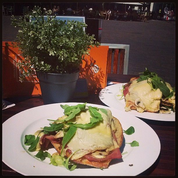 Lunchtime! #deventer #sun #summer