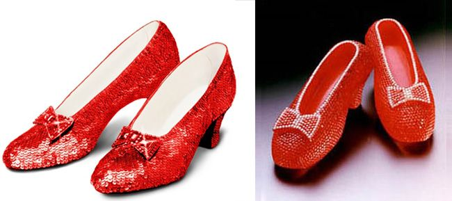 Most Expensive #Shoes in the World – You will need to be Richer than the Richest to own these Shoes - The Ruby Slippers | US $3 Million