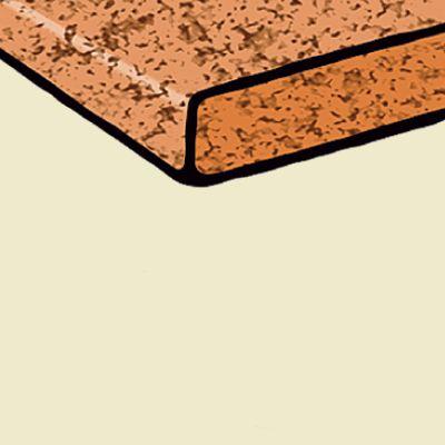Best 25 granite edge profiles ideas on pinterest for Granite countertops price per linear foot