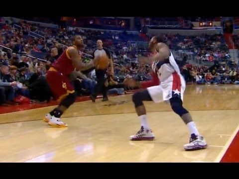"Kyrie Irving Crossover - ""Basketball Moves"": How to Break Ankles - Handles Highlights Tutorial - YouTube"