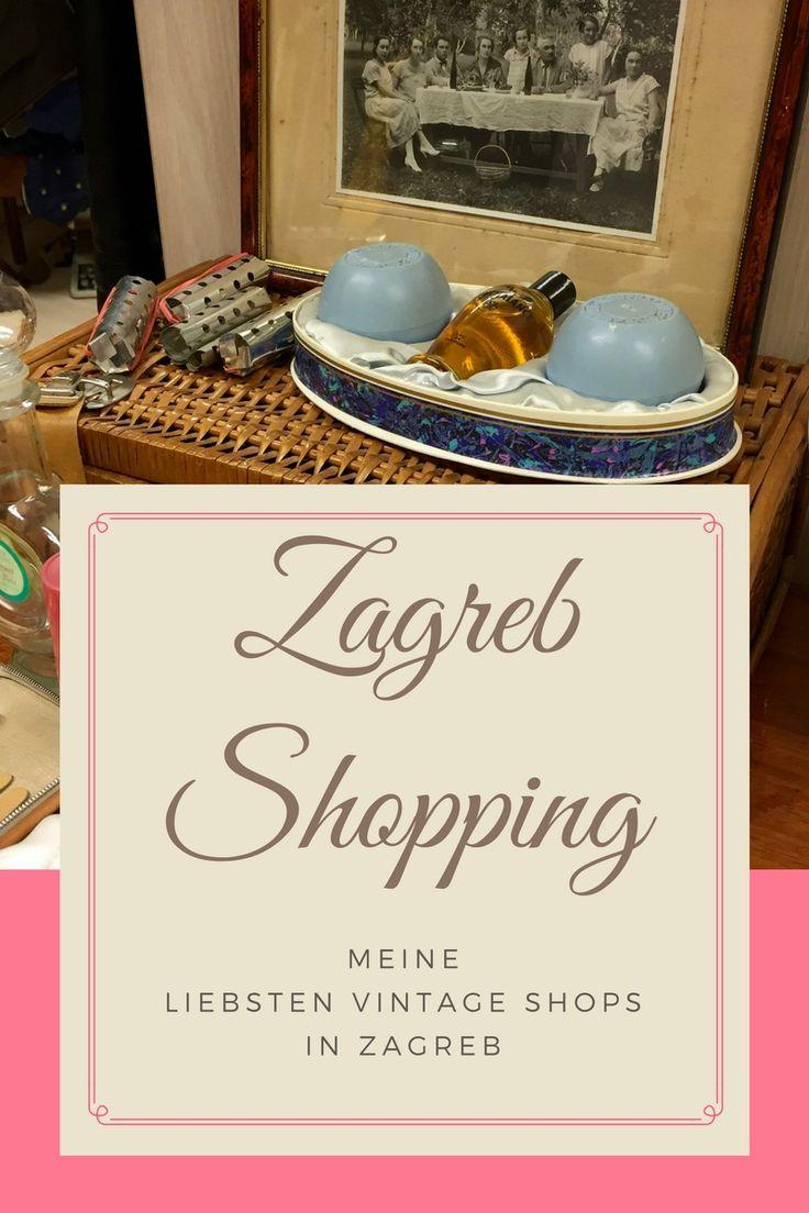Zagreb Shopping: Shops für Vintage & Secondhand, Zagreb