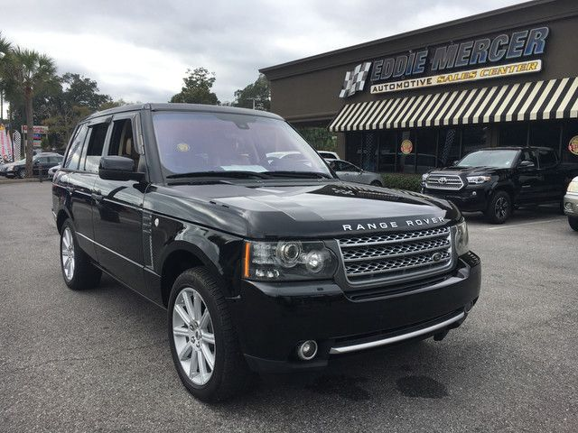 Pre-Owned 2010 Land Rover Range Rover SC