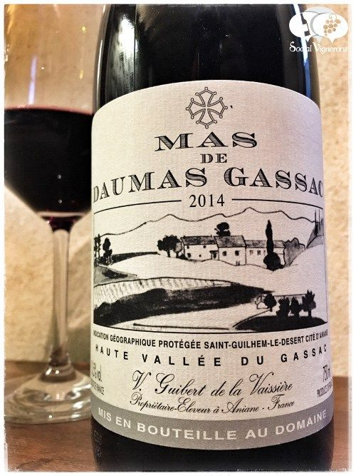 Score 91/100 Wine review, tasting notes, rating of 2014 Mas de Daumas Gassac, Aniane. Description of aroma, palate profile, flavors. Join the experience.
