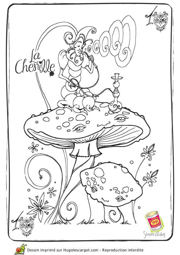204 best ✐Adult Colouring~Mushrooms ~ Toadstools ~ Zentangles ...