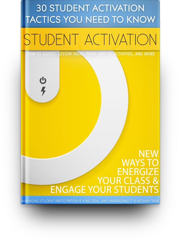 30 Student Activation Tactics You Need To Know
