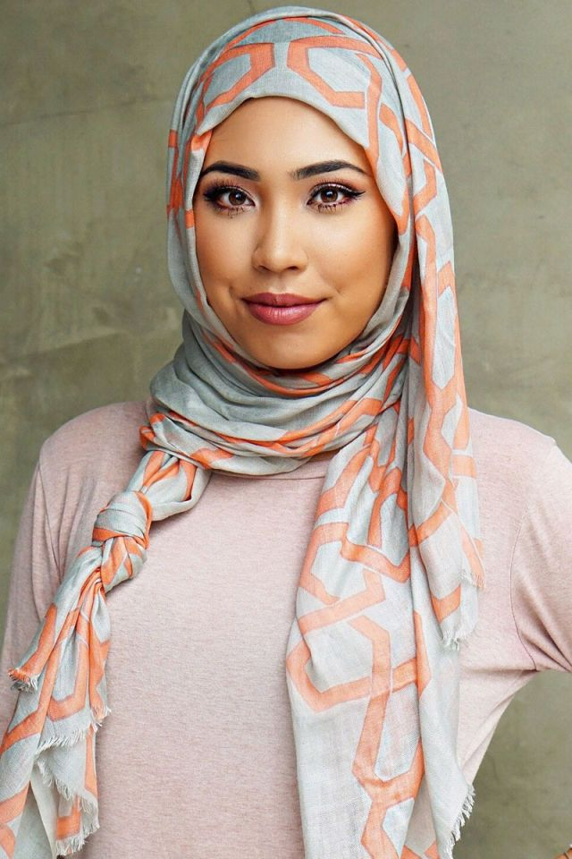 10 Stylish Hijabs Made by and for Muslim Women - ELLE.com