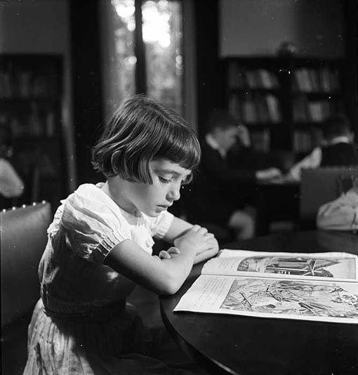 Fotografias das bibliotecas paulistas no século passado | Bibliotecários Sem Fronteiras