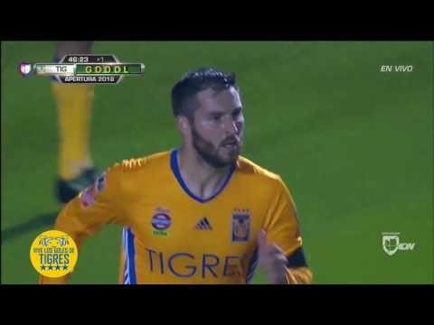 TIGRES VS LEON | SEMIFINAL DE VUELTA| APERTURA 2016 LIGA MX