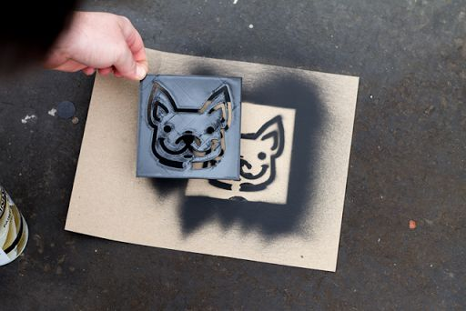 Image result for Best typography ideas handmade stencils or 3D
