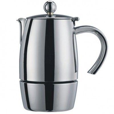 Cafetière espresso Liberta 10 tasses de Cuisinox Modèle: COFL10  http://411buyitnow.com/fr/cafetiere-espresso-liberta-10-tasses-cofl10-de-cuisinox.html