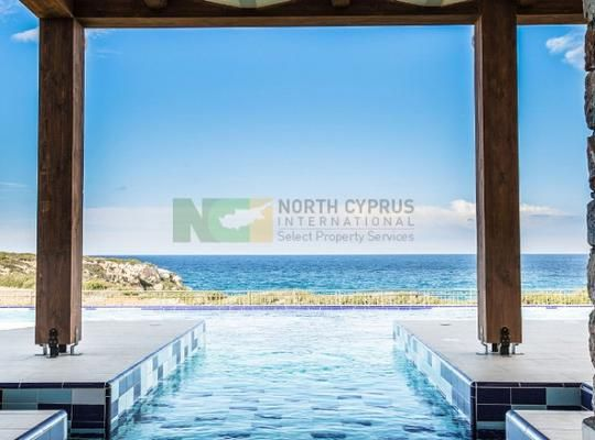 Beautiful View from a house in North Cyprus, available with staged payments