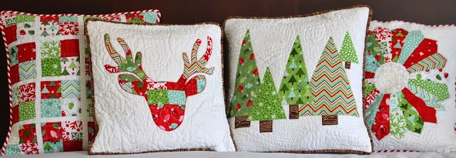 Cut. Sew. Press. Love.: Christmas Sewing