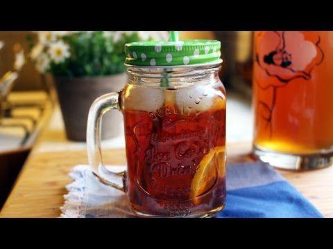 Buzlu Çay Tarifi (Kana kana için diye:) Ayşenur Altan Yemek Tarifleri
