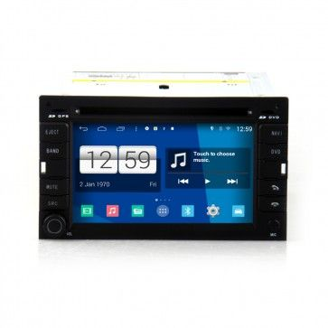 Autoradio GPS DVD CHEVROLET Excelle S160 Android 4.4.4 avec HD Ecran tactile Support Smartphone Bluetooth kit main libre Microphone RDS CD SD USB 3G Wifi TV MirrorLink