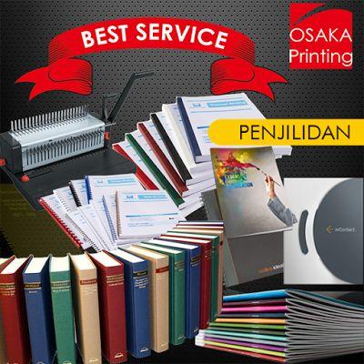 Osaka Printing: PENJILIDAN