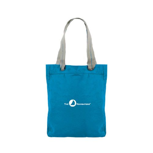 The Navigators Navigators Allie Turquoise Canvas Tote The Navigators. Additional colors available at http://www.navigatorstores.com/navigator_store__duffles_totes_and_backpacks.