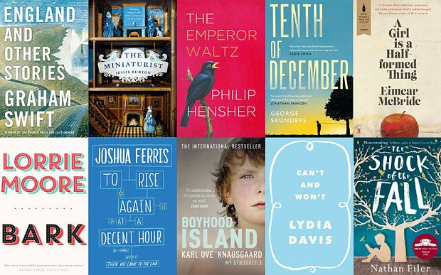 Some of the best novels and fiction books of 2014 - The Telegraph